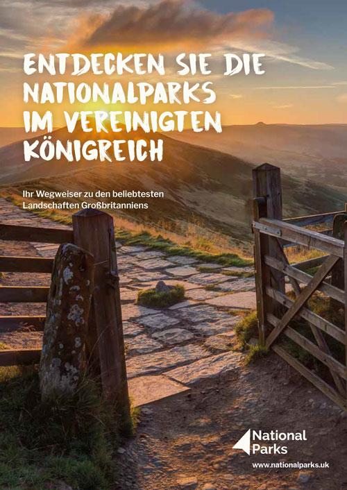 Entdecken Sie die Nationalparks